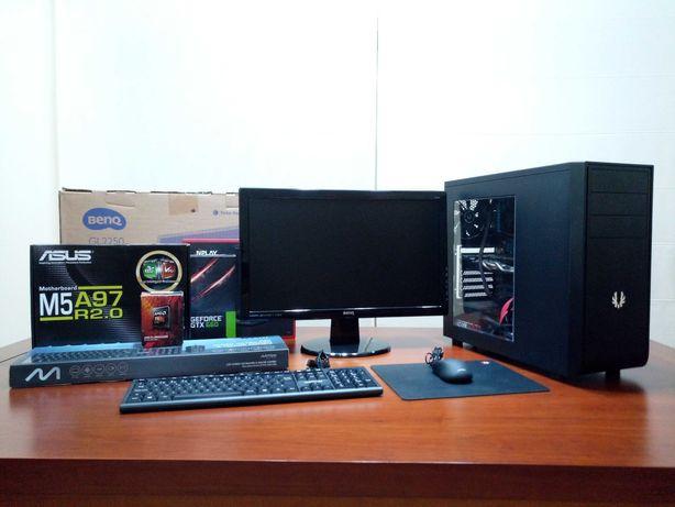 PC Completo - Trabalho/Gaming
