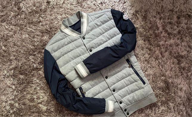 Куртка Moncler Бомбер ( stone island ma strum