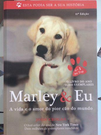 """Livro """"Marley & Eu"""""""