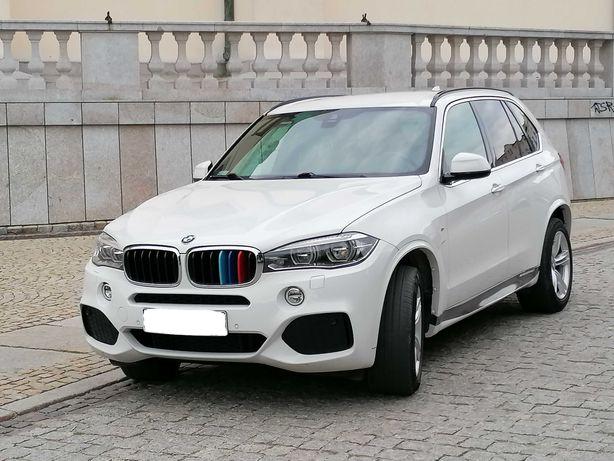 Auto do ślubu BMW X5