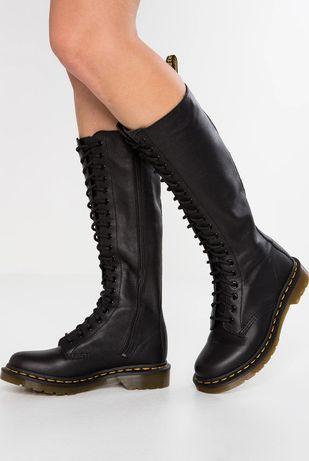 Skórzane buty glany Dr Martens Okazja !