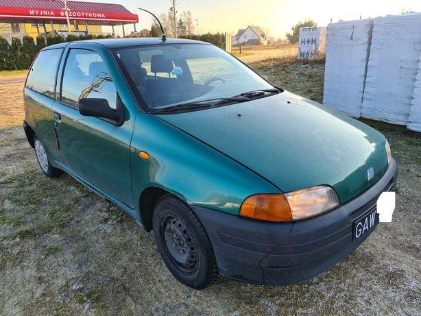 Fiat Punto 1.1 benzyna 54km.