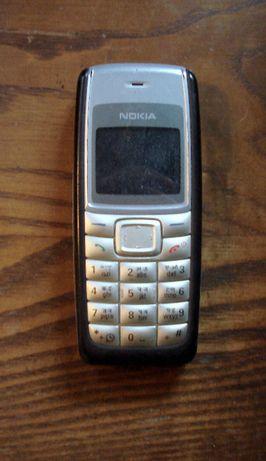 telefon komórkowy starego typu Nokia
