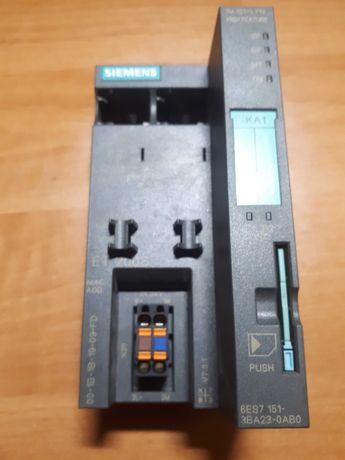 Siemens simatic s7 ET 200s   6es7 151-3ba23-0ab0