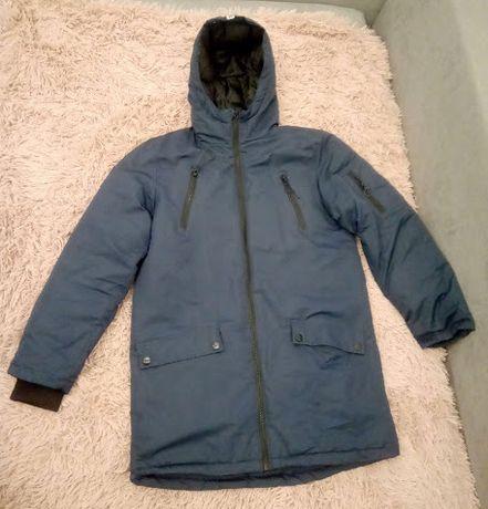 Kurtka RESERVED zimowa kurtka chłopięca 164 cm