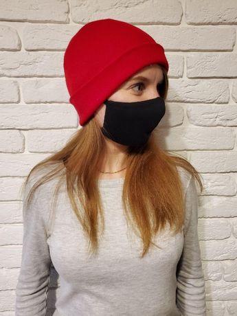 Чорні захисні маски; ОПТ і роздріб; Дитячі маски; Є В НАЯВНОСТІ в ІФ