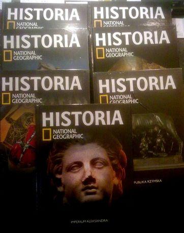 Historia National Geographic Kolekcja