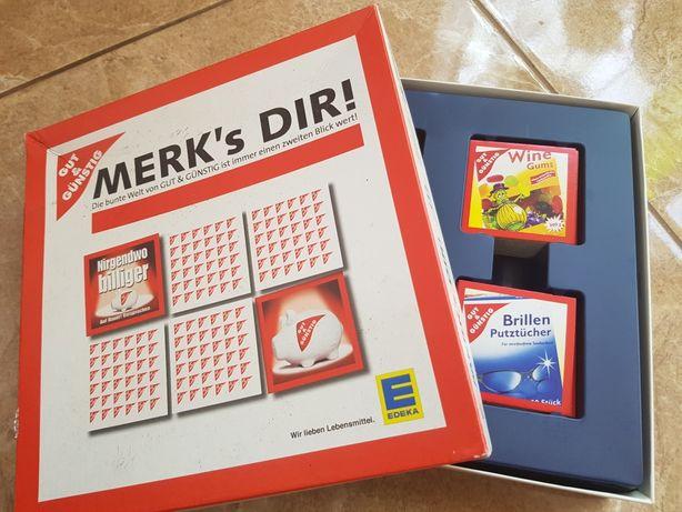 Memory niemieckie Merk's Dir!
