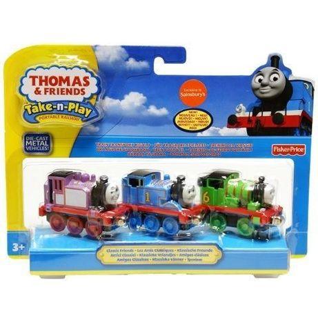 TOMEK I PRZYJACIELE - ulubione lokomotywki T5581