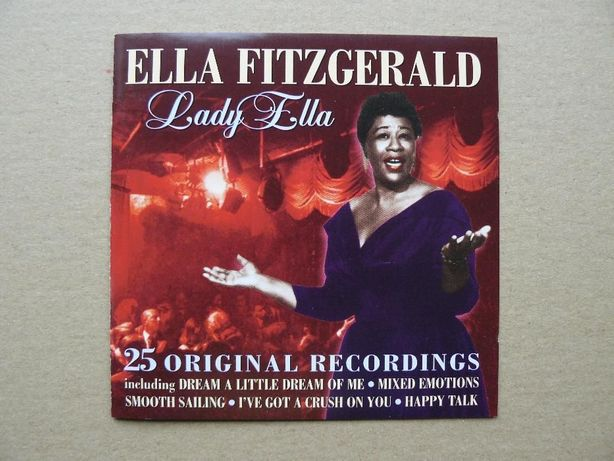cd Ella Fitzgerald - Lady Ella 2003 PrismLeisure Superstan!!