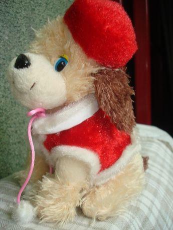 игрушка мягкая собака