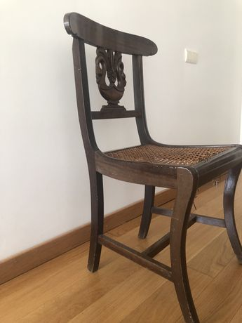 4 cadeiras vintage