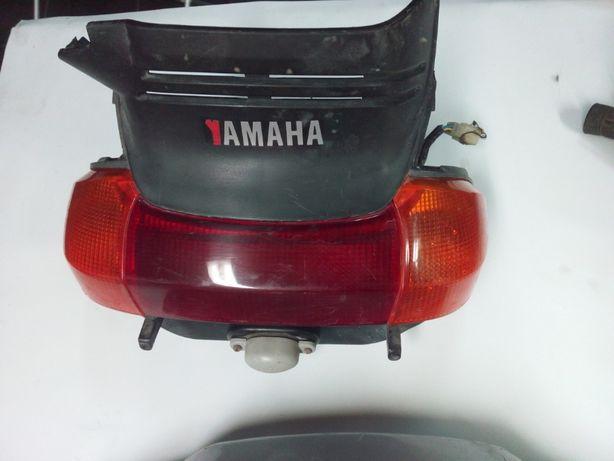 Yamaha xc 125 cygnus