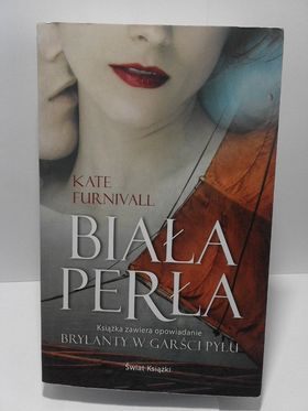 Biała perła Kate Furnivall