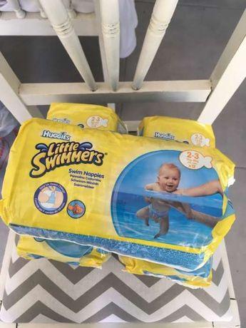 Fraldas little swimmers 3 a 8 kg