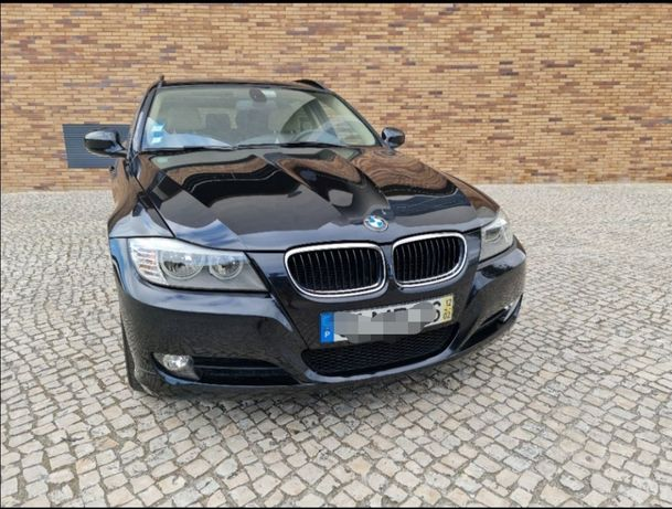 BMW 320d Touring Auto NACIONAL