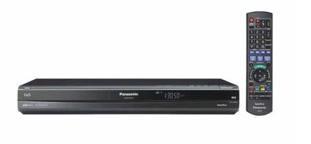 Nagrywarka DVD Panasonic DMR-EX645EPK z dyskiem HDD 160 GB