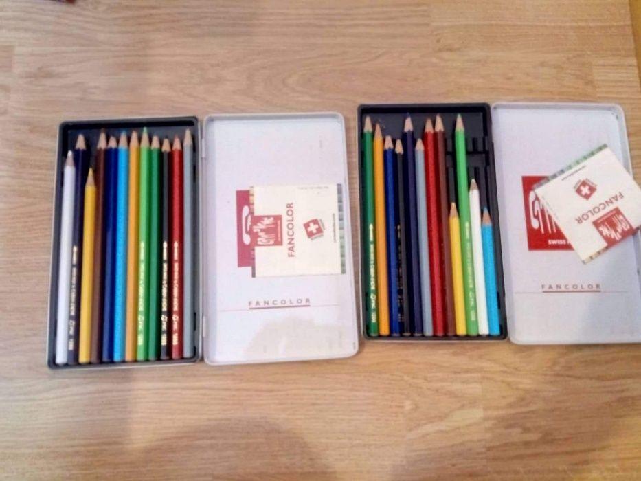 Vende se material escolar de artes