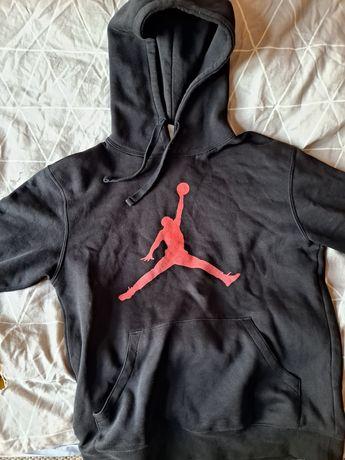Czarna bluza Nike Jordan