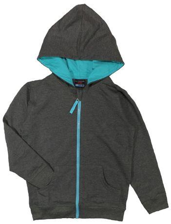 Bluza z kapturem na wiosnę, 100% bawełna.Rozmiary od 98 do 152.