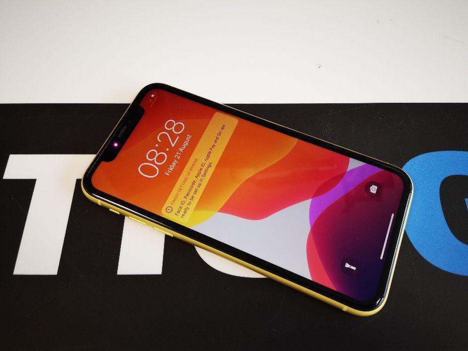 Iphone 11 128gb Yellow gwar pro Balticgsm Gdańsk - image 1