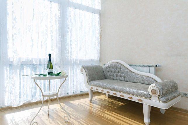 Панорамные VIP апартаменты с джакузи Оболонская набережная .