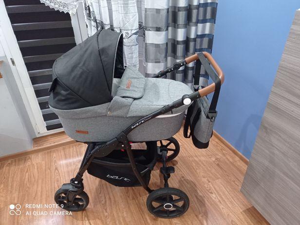 Wózek dziecięcy Riko Basic 3w1
