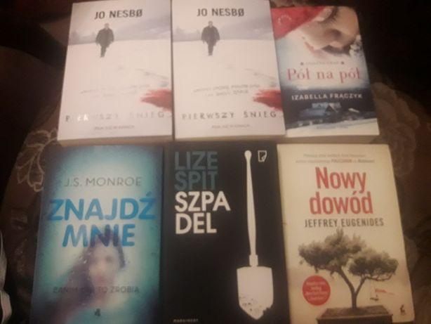 Nowe książki,wyprzedaż