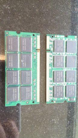 RAM 512M- material usada