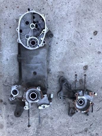 Мотор Двигун Suzuki katana Morini водянка