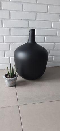 Dodatki dom karafka butla czarna HK Living