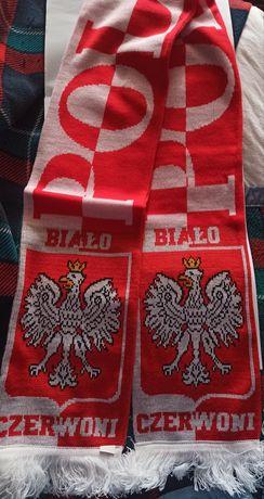 Szalik kibica Polska