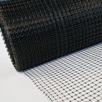 Сетка пластиковая для ограждения и вольеров