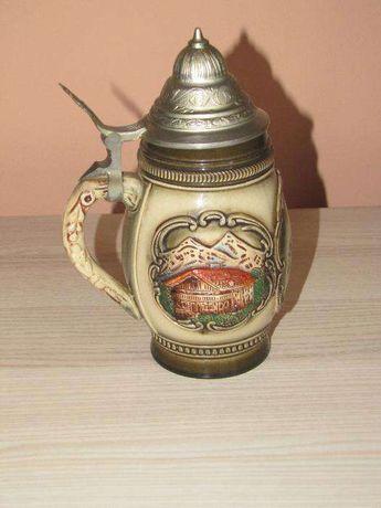 Kufel Ceramiczny KING