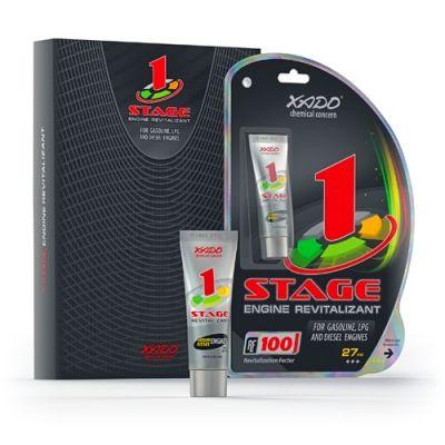 Присадка ХАДО для двигателя. XADO 1 Stage, 1 Stage MAGNUM for Diesel T