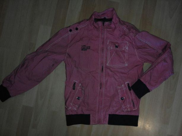 Reserved kurtka w kratkę 10-11lat jak NOWA