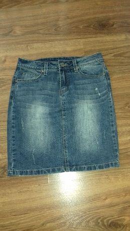 Spódnica jeansowa xs/m