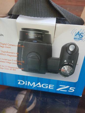 aparat konica minolta DIMAGE Z5