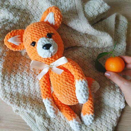 Плюшевые игрушки ручной работы от 180 грн.