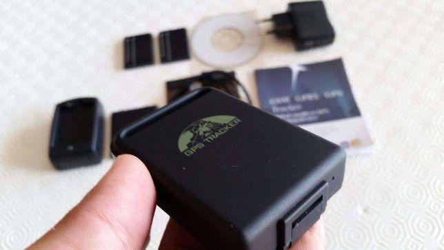 Localizador rastreador gps portatil tk102 - 2 b VerR moto carro pessoa