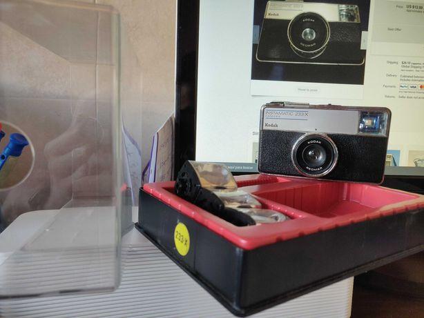 Kodak Instamatic 233-X Camera