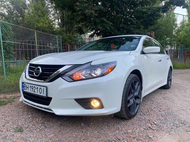 Продам Nissan Altima 2017г! 14000$! Пробег 41 т км!