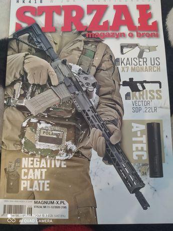 Strzal magazyn o broni
