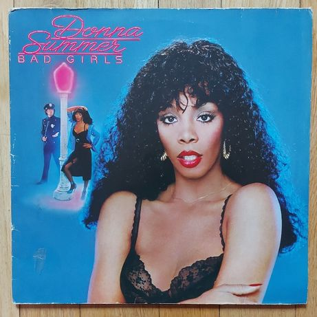 Donna Summer, Bad Girls, Ger, 1979, db+
