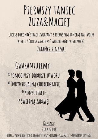 Nauka pierwszego tańca dla narzeczonych|Wesele| Ślub | Pierwszy Taniec