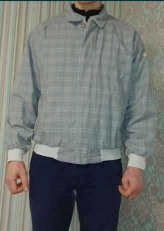 Куртка-бомбер Adidas двусторонняя
