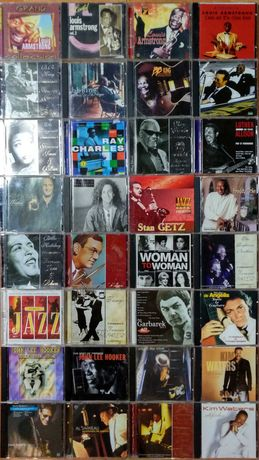 CD диски JAZZ•Blues•Instrumental•Funk•Fusion°Коллекция дисков