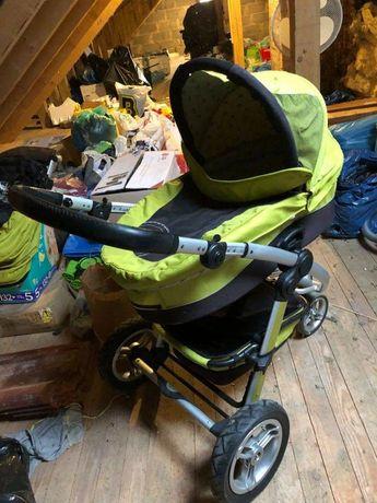 Wózek dzieciecy 2 w 1