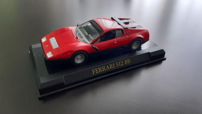 Масштабна модель Ferrari 512 BB 1:43