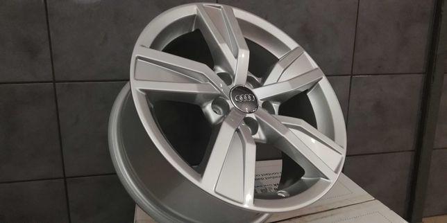 "Felgi 16"" Audi A3 A4 A6 Q3 VW Skoda C6 C7 B7 B8 B9 ET 35 koła alufegi"